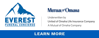 Everest Funeral Concierge - Underwritten by Mutual of Omaha